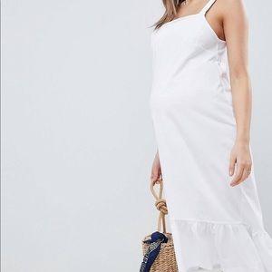 Asos Design Maternity Super comfortable dress.